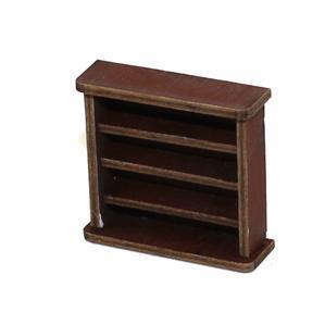 28mm Furniture: Medium Wood Small Bookshelf