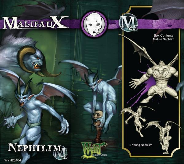(The Neverborn) Nephilim Box (3)