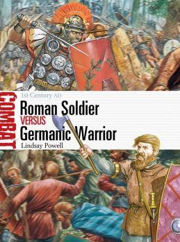 [Combat #006] Roman Soldier vs Germanic Warrior