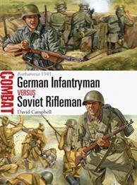 [Combat #007] German Infantryman vs Soviet Rifleman