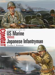 [Combat #008] US Marine vs Japanese Infantryman