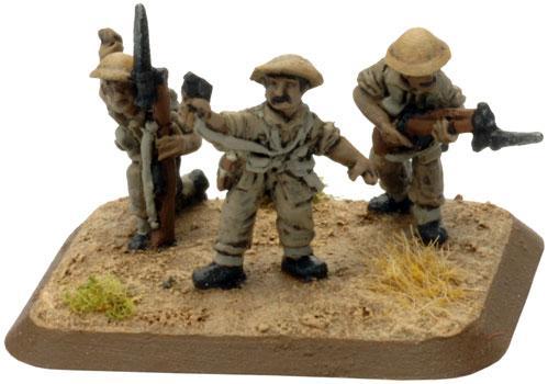 Flames of War: Meshah Meykaneykeyh Platoon