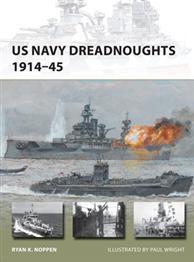 [New Vanguard #208] US Navy Dreadnoughts 1914-45