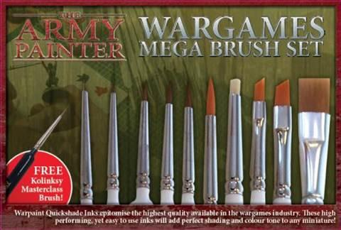 Hobby Starter Sets: Mega Brush Set