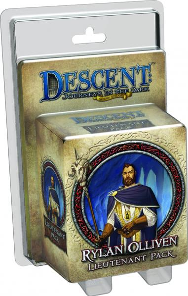Descent: Rylan Olliven Lieutenant Pack