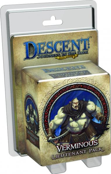 Descent: Verminous Lieutenant Pack