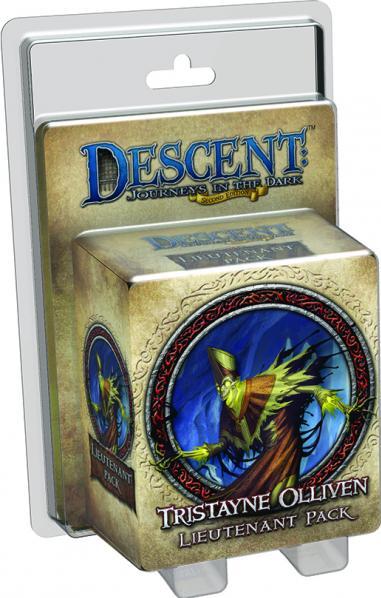 Descent: Tristayne Olliven Lieutenant Pack