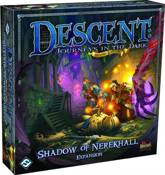 Descent: Shadow of Nerekhall Expansion