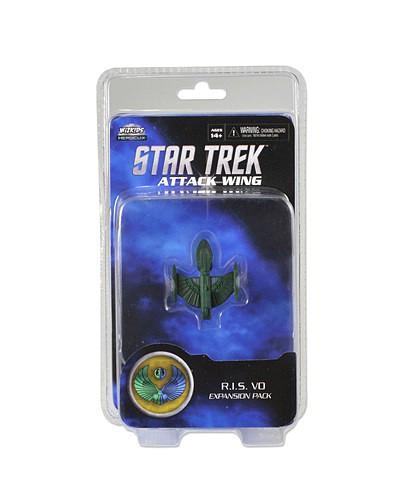 Star Trek Attack Wing Expansion Pack:  Romulan R.I.S. Vo