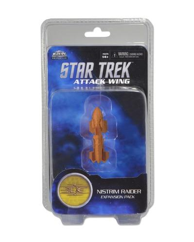 Star Trek Attack Wing Expansion Pack: Nistrim Raider