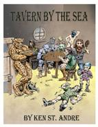 Tunnels & Trolls RPG: Tavern By The Sea (Solitaire Adventure)