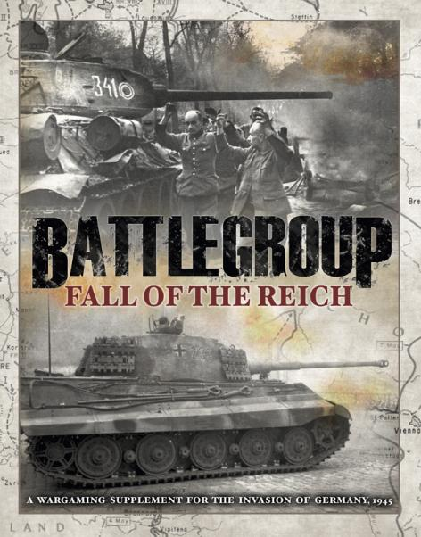 Battlegroup Kursk: Fall of the Reich