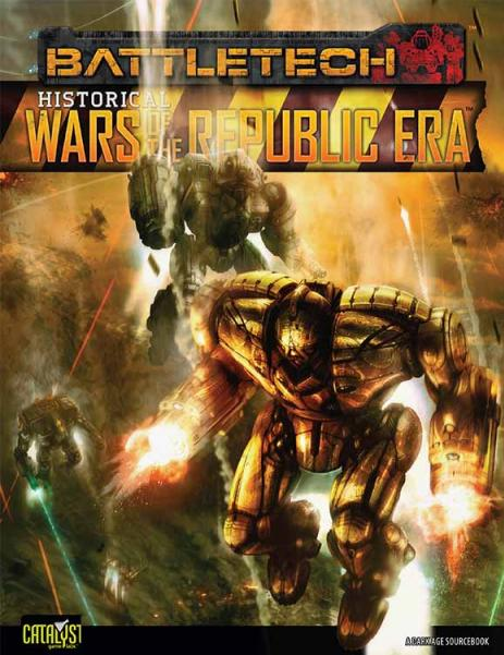 BattleTech - Historical: Wars of the Republic
