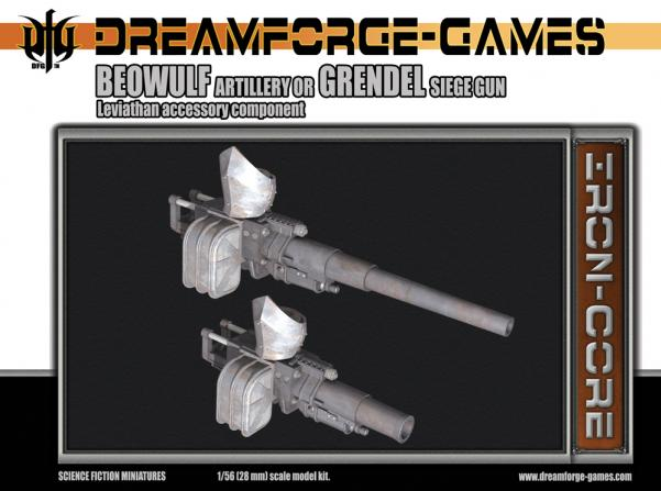 Beowulf-Grendel Leviathan Weapon