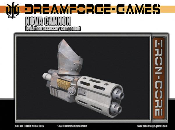 Leviathan Nova Cannon