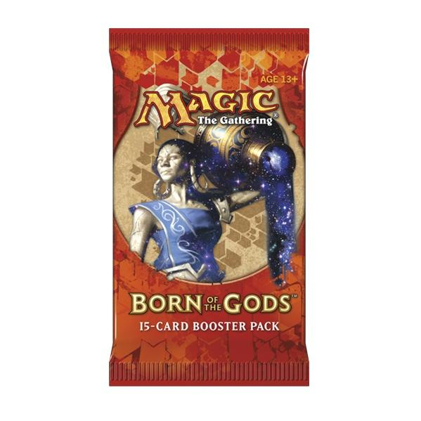 Magic The Gathering: Born of the Gods Booster Pack (1 Pack)