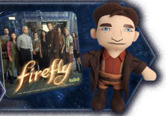 Firefly: Malcolm Reynolds Pocket Plushie