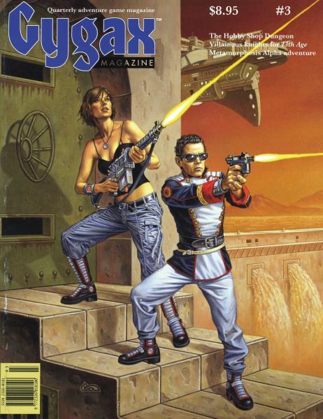 Gygax Magazine #3