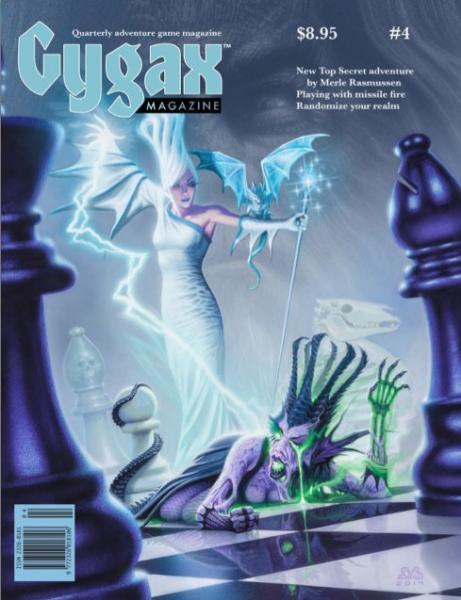 Gygax Magazine #4