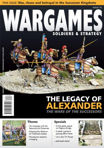 Wargames, Soldiers & Strategy Magazine Issue #70