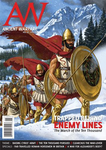 Ancient Warfare: Volume 7, Issue #5