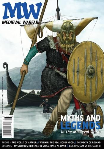 Medieval Warfare: Volume 3, Issue #6