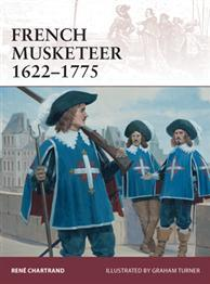 [Warrior #168] French Musketeer 1622-1775