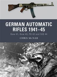 [Weapon #024] German Automatic Rifles 1941-45