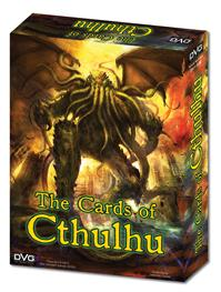 The Cards Of Cthulhu: Solitaire/Cooperative Card Game