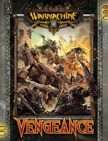 Forces of Warmachine: Vengeance (SC) (MK2)