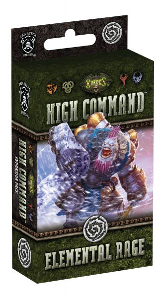 Hordes High Command Expansion: Elemental Rage