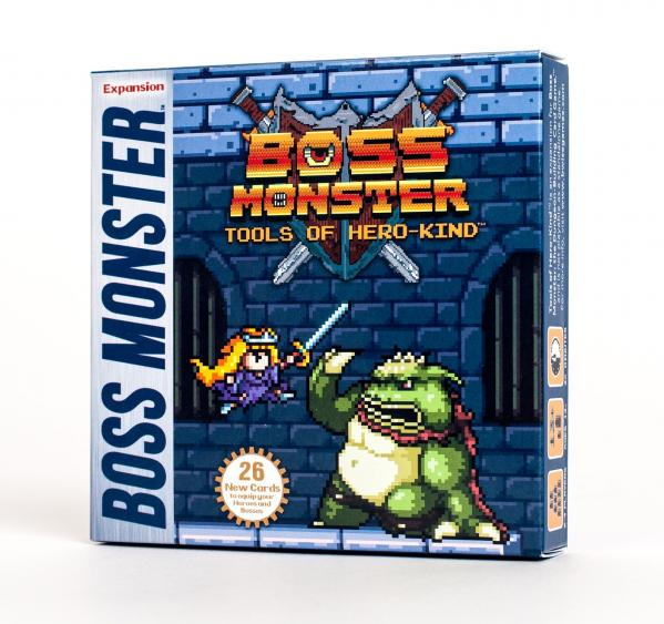 Boss Monster Expansion: Tools of Hero-Kind
