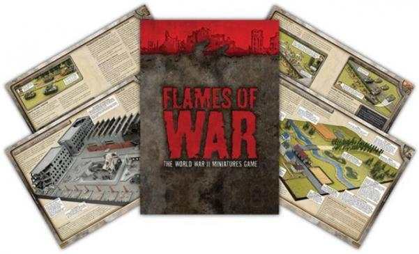 Flames Of War (WWII): 3rd Edition Pocket Rule Book