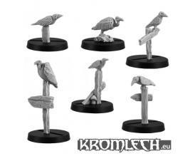 Kromlech Conversion Bitz: Birds of Prey (6)