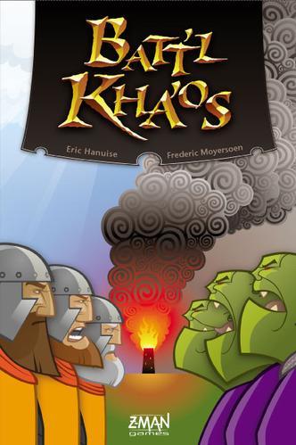 Battle Kha'os