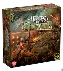 Heroes of Normandie: Core Game