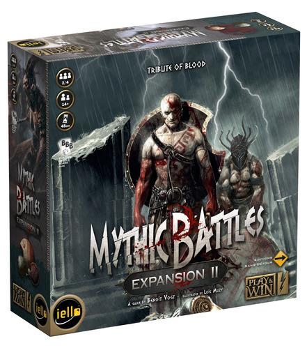 Mythic Battles Expansion: Tribute of Blood