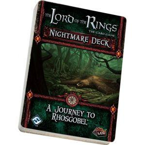 Lord of the Rings LCG: A Journey to Rhosgobel Nightmare Deck
