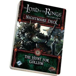 Lord of the Rings LCG: The Hunt for Gollum Nightmare Deck