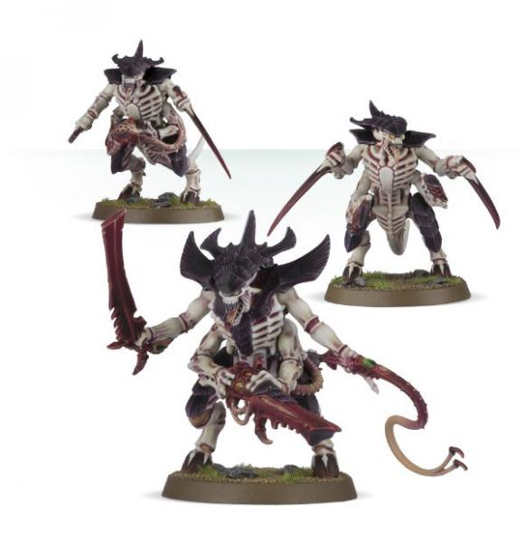 WH40K: Tyranid Warriors