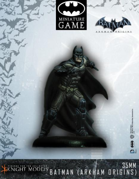 Batman Miniature Game: Batman (Arkham Origins)