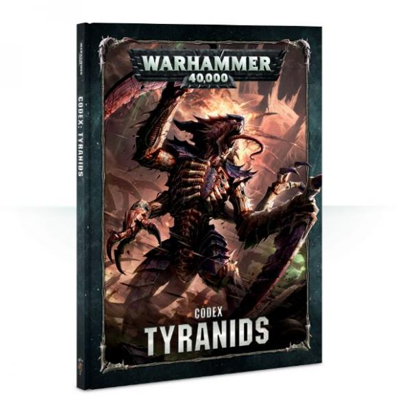 WH40K: Tyranid Codex (HC)