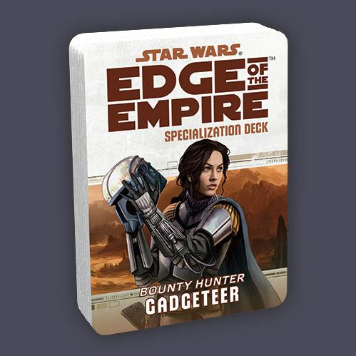 Edge of the Empire RPG: Specialization Deck - Gadgeteer