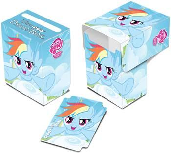 My Little Pony CCG (MLP): Rainbow Dash Deck Box